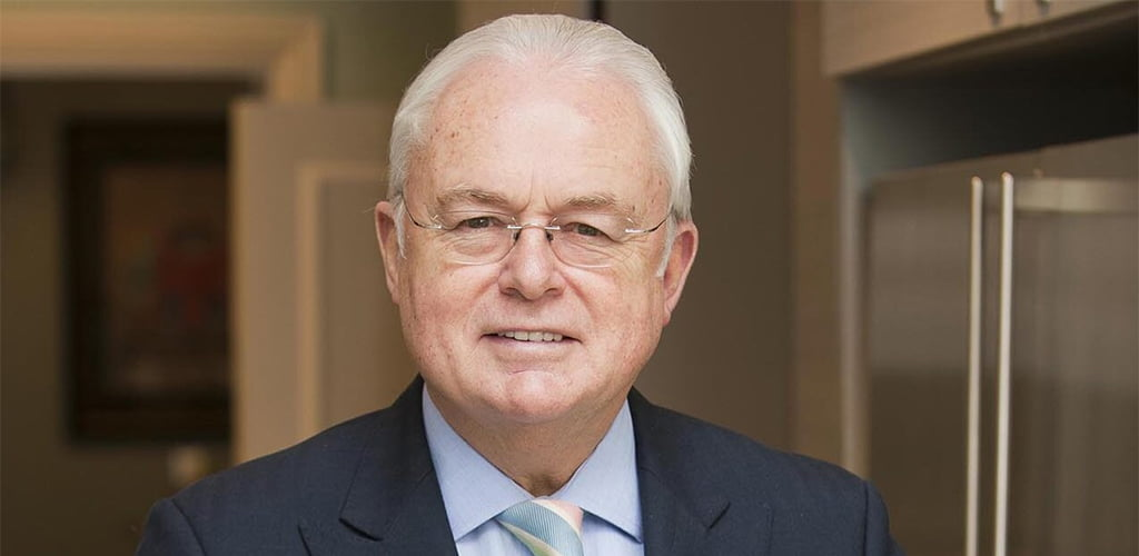 Sir Martyn Lewis CBE joins Alpha 311
